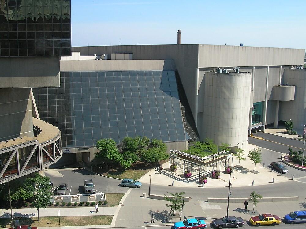 Columbus Convention Center by yankeegrl99