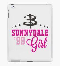 Sunnydale Girl iPad Case/Skin