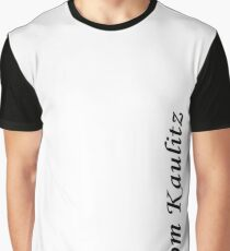 Tom Kaulitz Graphic T-Shirt