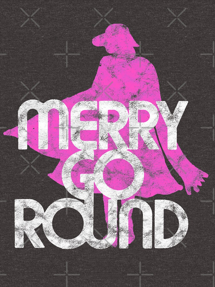Merry-Go-Round - Distressed Logo by turboglyde