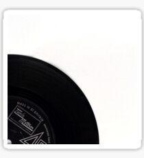 Motown Vinyl : Music Memories Sticker