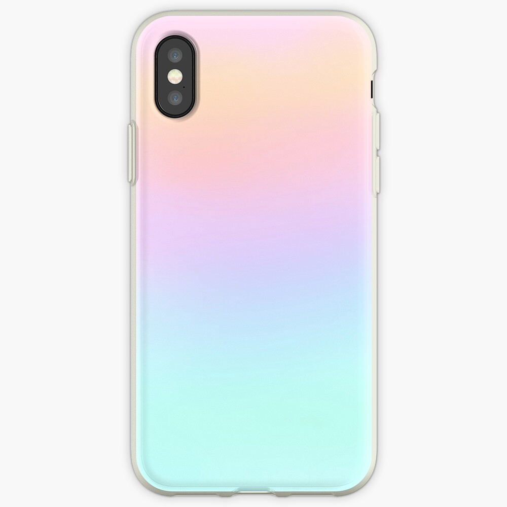 pastel Funda y vinilo para iPhone