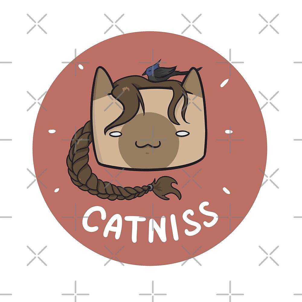 Catniss by NovaKiit