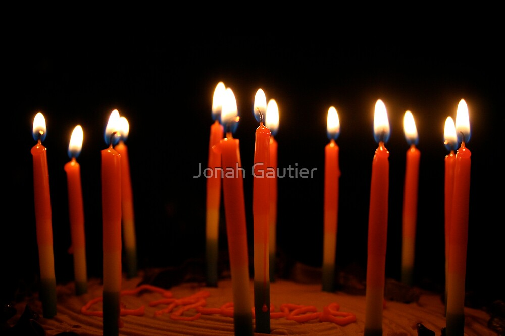 Happy Birthday! by Jonah Gautier