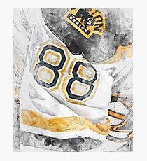 Hockey Jersey #88 Photographic Print