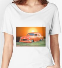 1954 Chevrolet 'Pro Street' Sedan Delivery Women's Relaxed Fit T-Shirt