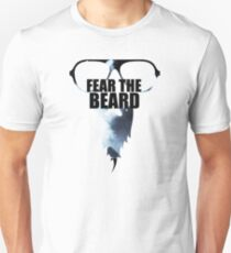 Fear the beard  Unisex T-Shirt