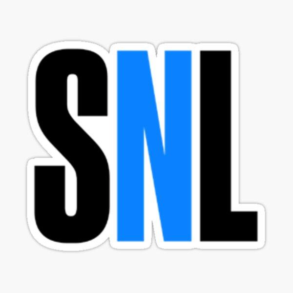 SNL Sticker