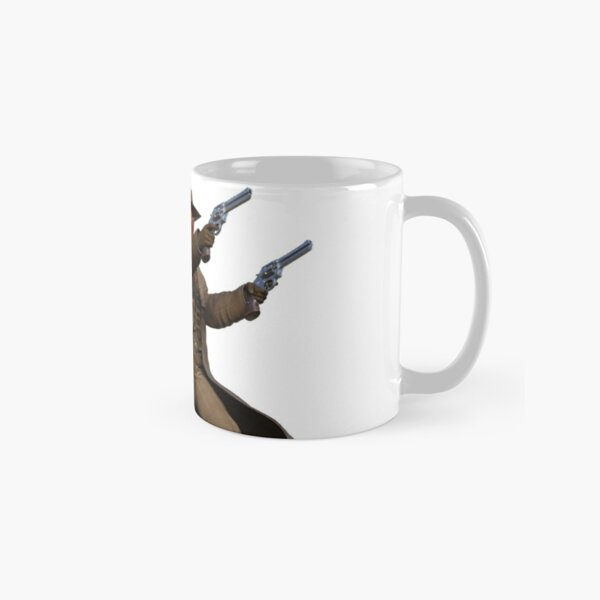 Bullets and Blades Kojin and Fire Classic Mug