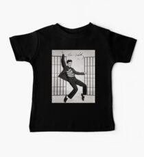 ELVIS, Presley, Jailhouse Rock, King of Rock and Roll, Dance Baby Tee