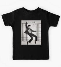 ELVIS, Presley, Jailhouse Rock, King of Rock and Roll, Dance Kids Tee