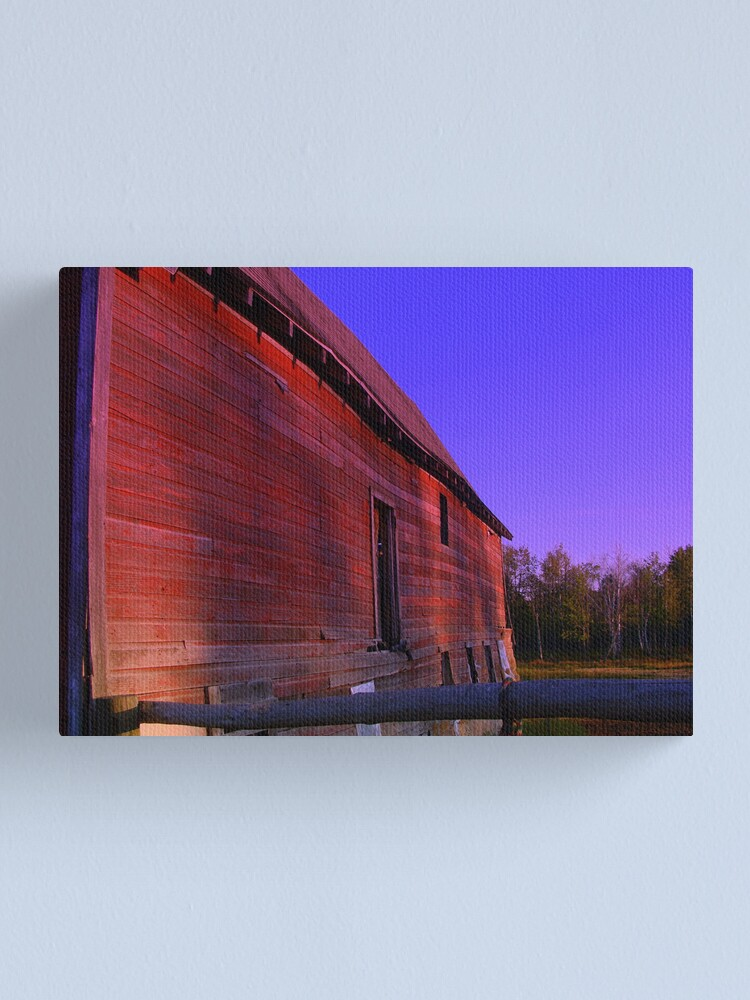 Alternate view of Beauty Never Grows Old Canvas Print