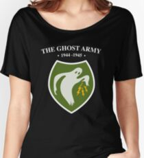 The Ghost Army 1944-1945 WW2 Women's Relaxed Fit T-Shirt