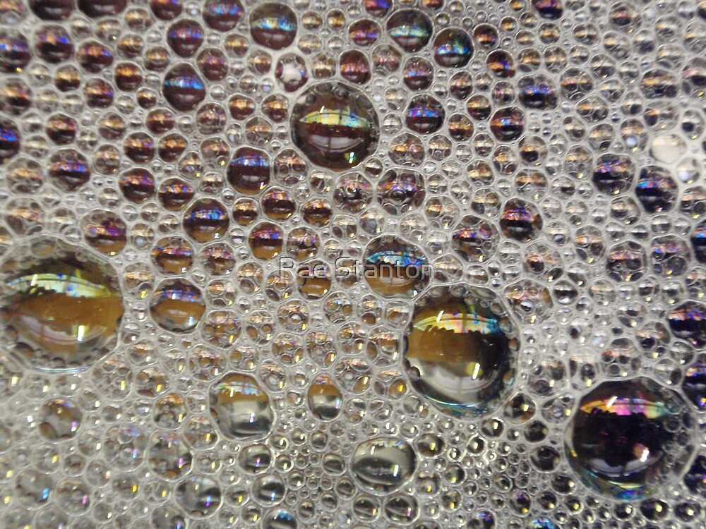 more bubbles by Rae Stanton