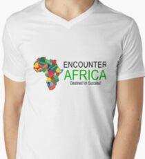 EncounterAfrica V-Neck T-Shirt