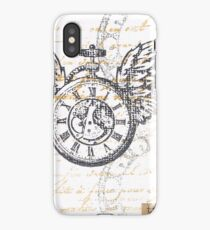 Time Traveler iPhone Case/Skin