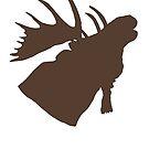 Moose by Lorie Warren