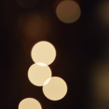 Warm Bokeh effect by Winkham
