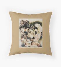 Spirit Catcher Throw Pillow