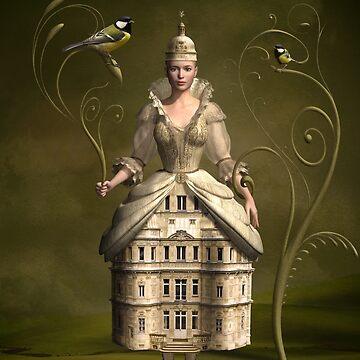 Kingdom of her own by BrittaGlodde