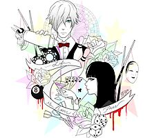 Death Parade by ectini