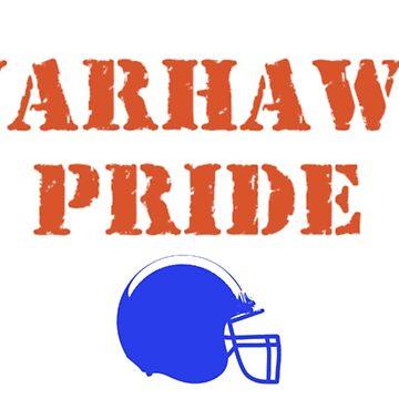Warhawks pride  by LiveBig