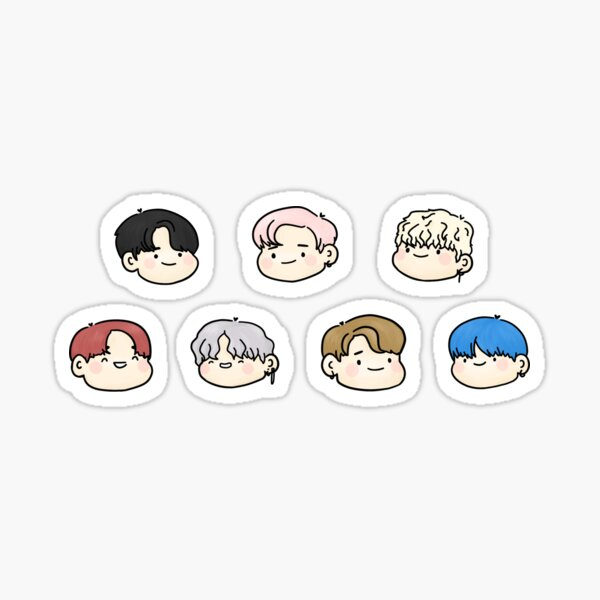 방탄소년단 BTS - DNA  Sticker