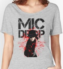BTS - MIC DROP Women's Relaxed Fit T-Shirt