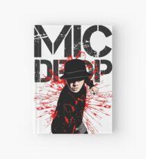 BTS - MIC DROP Hardcover Journal