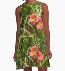 Syncopation  A-Line Dress