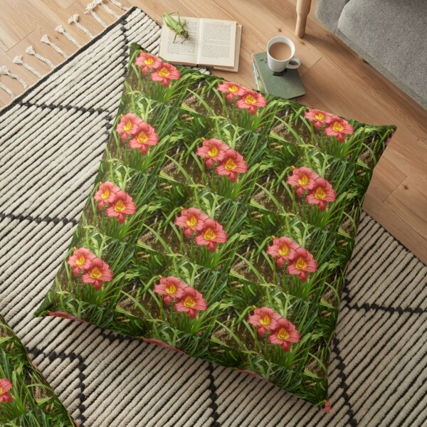 Syncopation  Floor Pillow