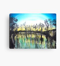 Murray River Canvas Print