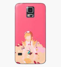 Monogatari Series: Shinobu Oshino Case/Skin for Samsung Galaxy