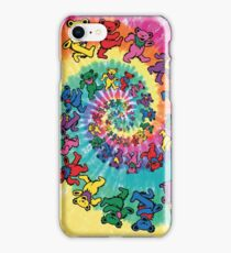 Grateful Dead Dancing Bears iPhone Case/Skin