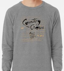 Counting Crows - August and Everything After Lightweight Sweatshirt