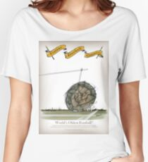 The World's Oldest Football Women's Relaxed Fit T-Shirt