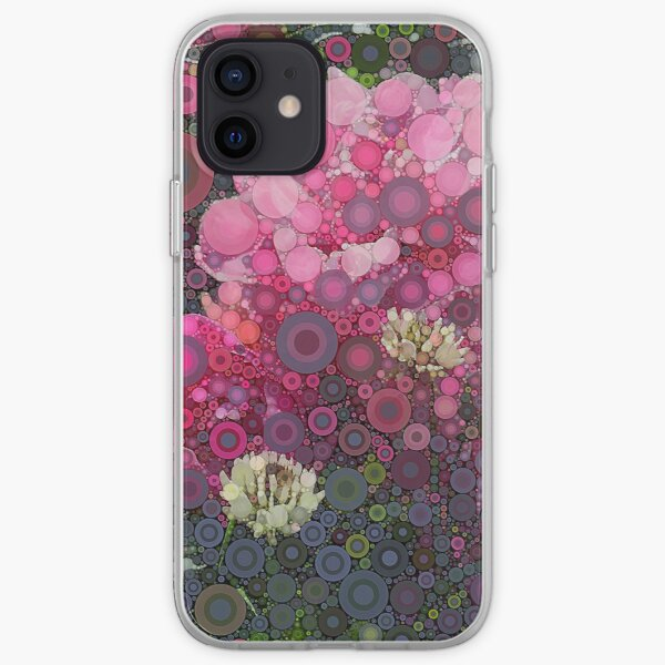 Summer Abstract iPhone Soft Case