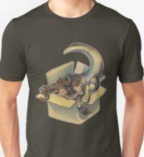 Deathclaw in a Box Unisex T-Shirt