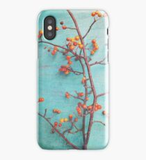 She Hung Her Dreams on Branches iPhone Case