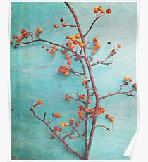 She Hung Her Dreams on Branches Poster