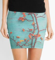 She Hung Her Dreams on Branches Mini Skirt