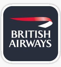British Airways Sticker