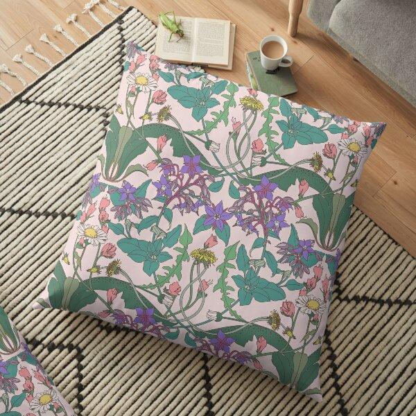 Dandelion II Floor Pillow