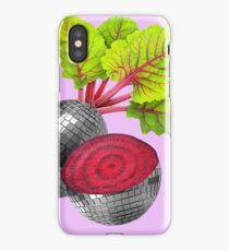 let the beat drop iPhone Case/Skin