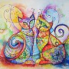 Cats by Fransien de Vries
