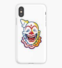 Circus Clown iPhone Case