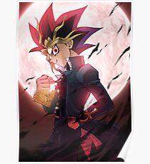 Evil Yugi - Yu-Gi-Oh! Poster