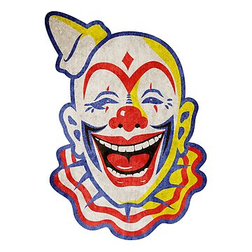 Circus Clown by salty-dog
