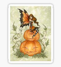 Halloween Fae Sticker
