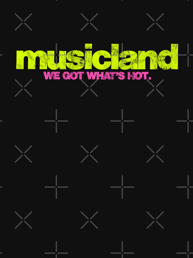 Musicland - We Got What's Hot by turboglyde